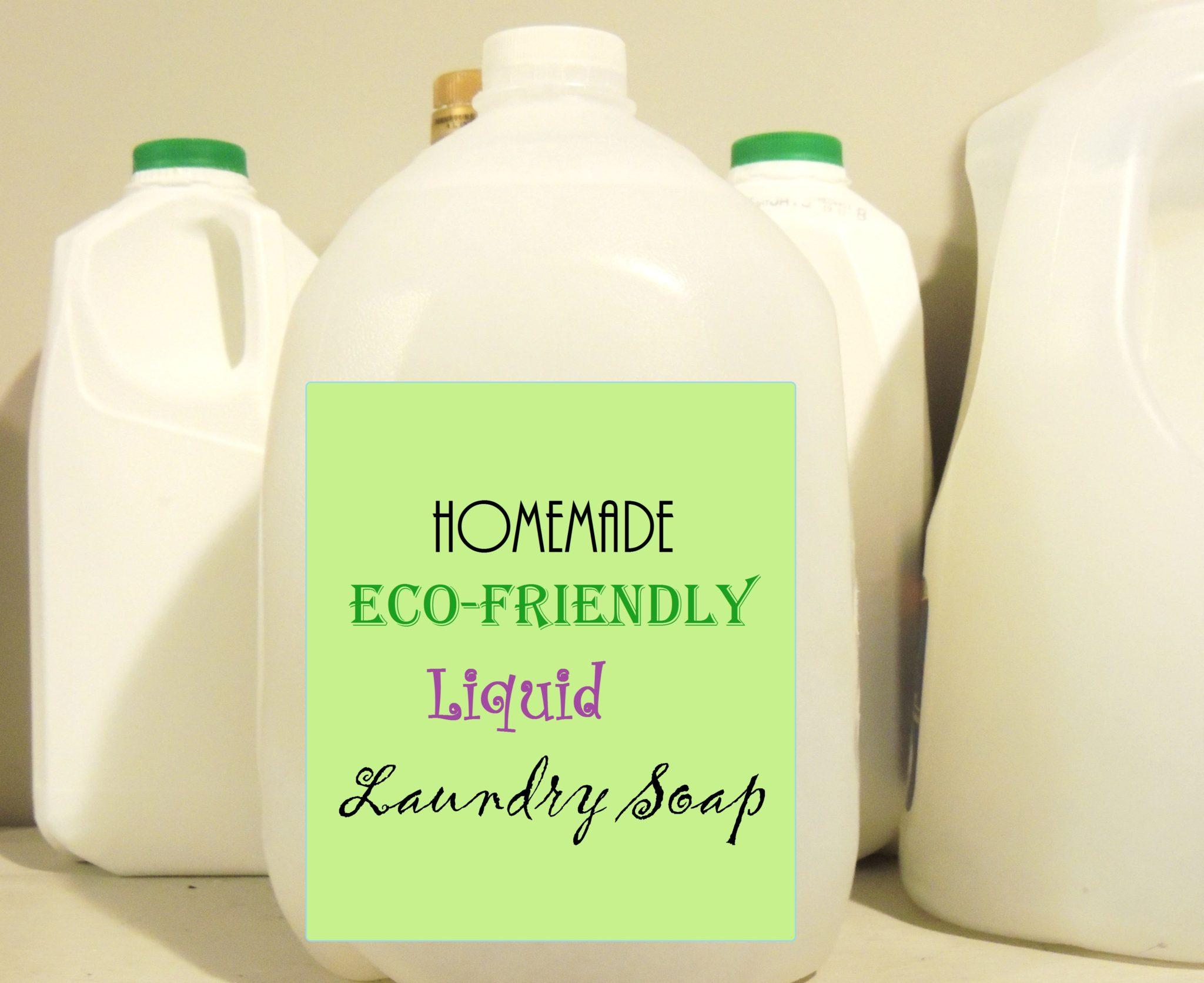 Homemade eco friendly liquid laundry soap modern hippie health washing tips solutioingenieria Image collections