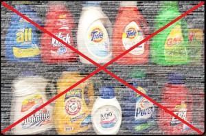 Detergent is Toxic