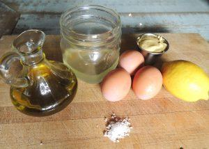 Homemade Mayonnaise - Lacto-fermented