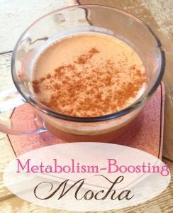 Metabolism-Boosting Mocha