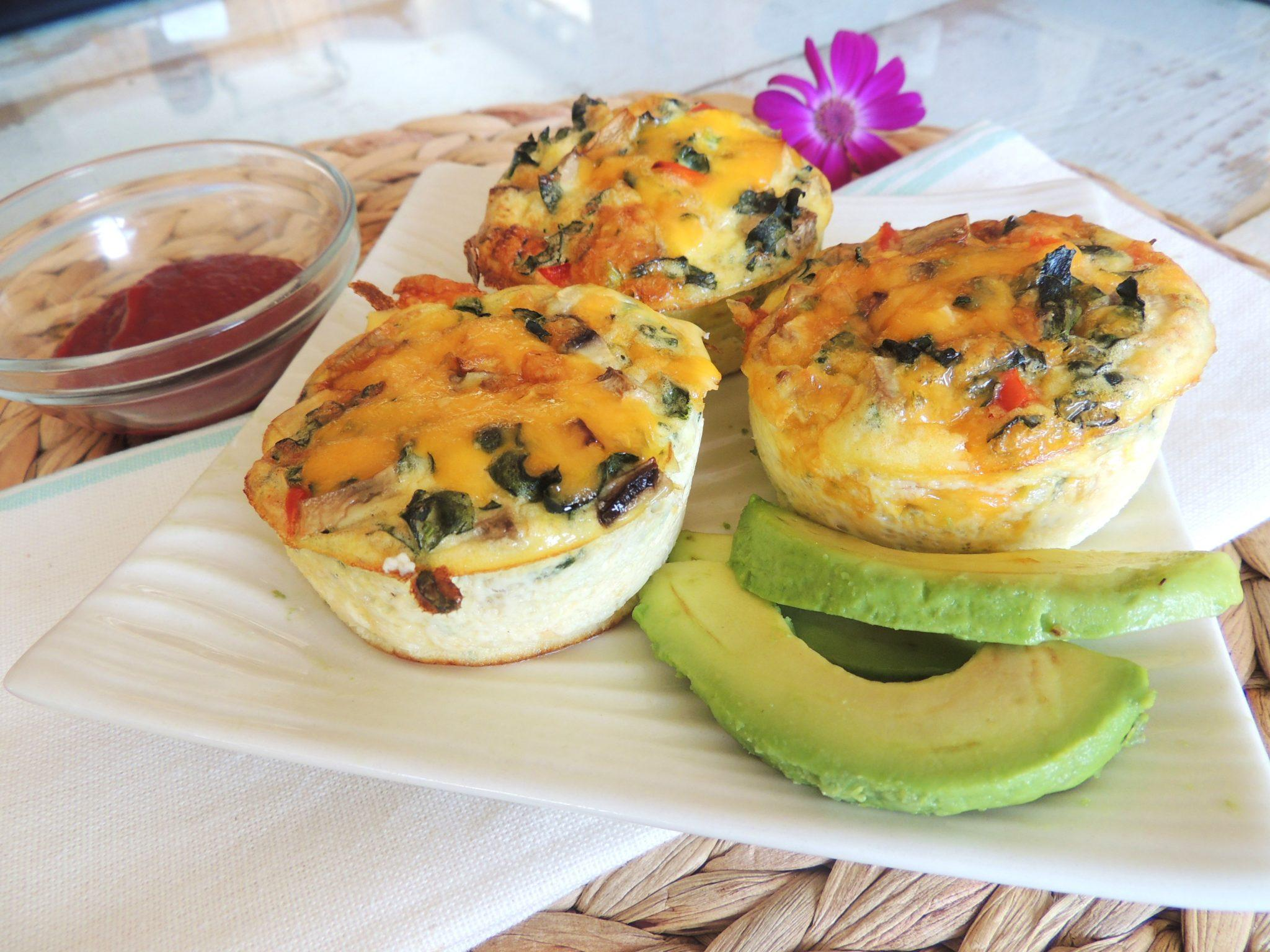 How to Build Your Own Veggie Egg Muffins