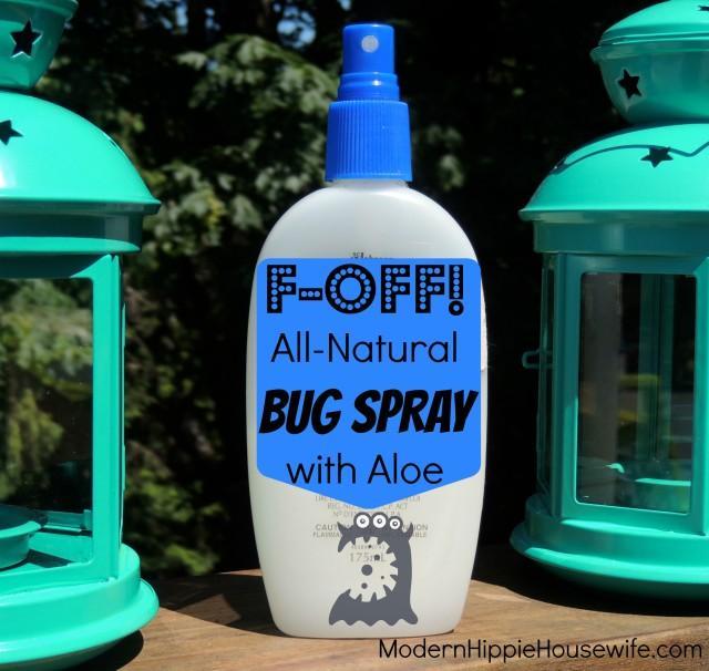 F-Off Bug Spray