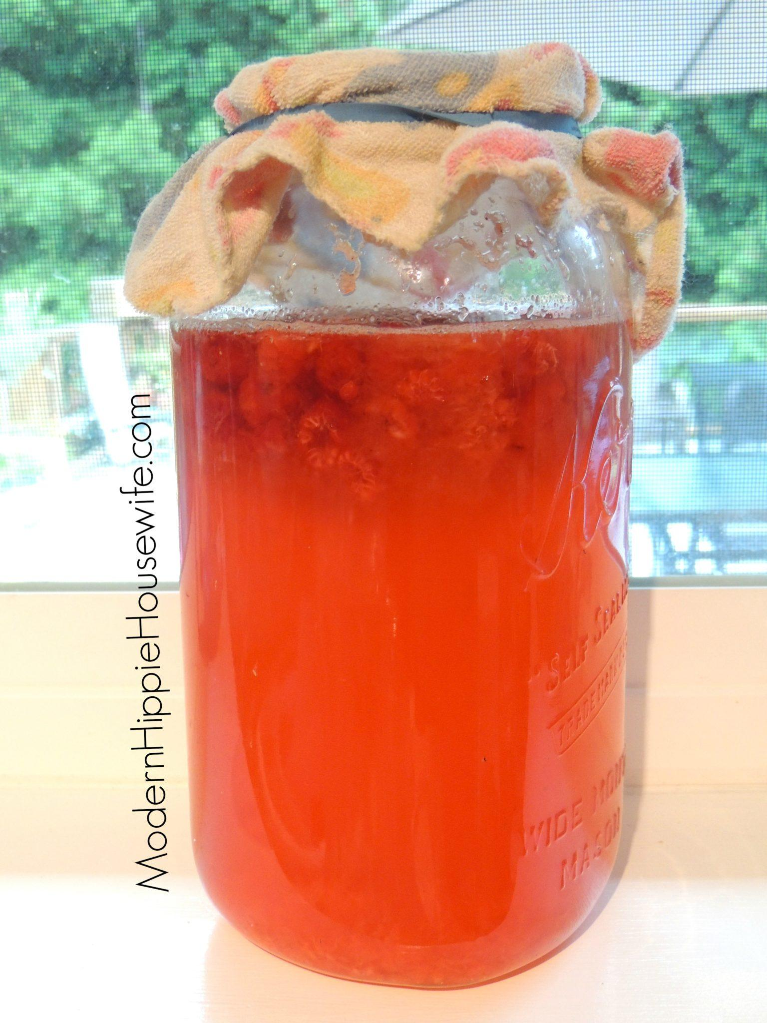 Sparkling Raspberry Lemonade Modern Hippie Health Wellness