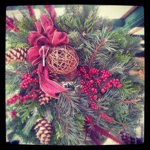 Beautiful, custom made wreaths - $45
