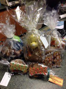 Gift baskets for your furry children.
