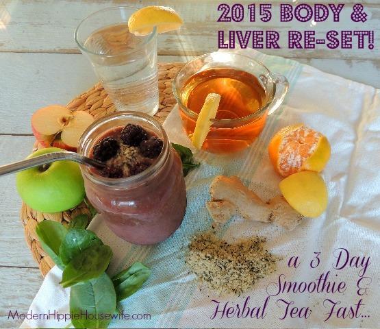 2015 Body & Liver Re-Set