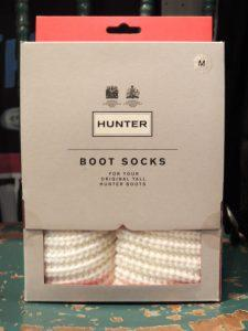 Hunter Boot Socks $25 - $34 (If you have Hunter Boots, you must have these)