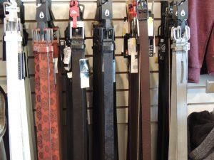 Men's Leather Belts under $50