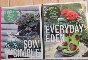 The BEST DIY/Craft books, written by locals, Christina and John.