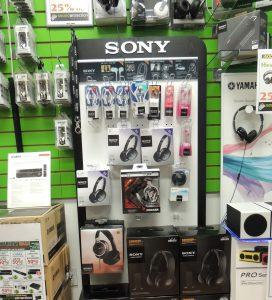 Headphones starting at $14.99