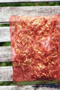 Drying using produce bag