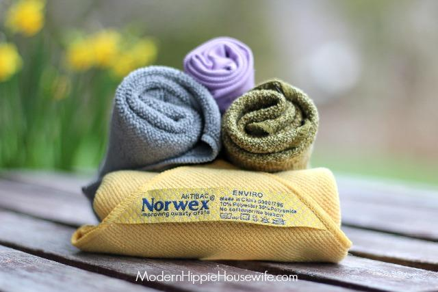 Spring Cleaning with Norwex