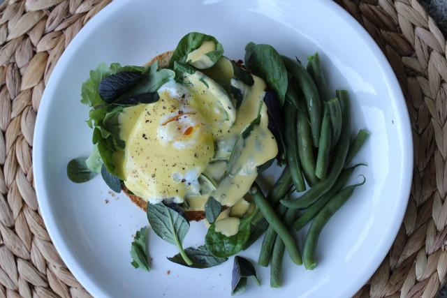 Eggs Benny with Homemade Hollandaise