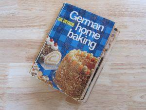 German Home Baking Recipe Book