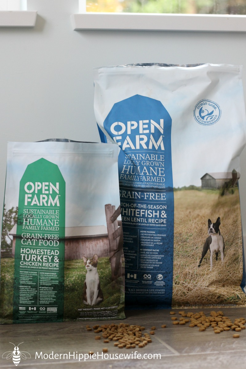 6 Reasons to Feed Your Pet Open Farm Pet Food