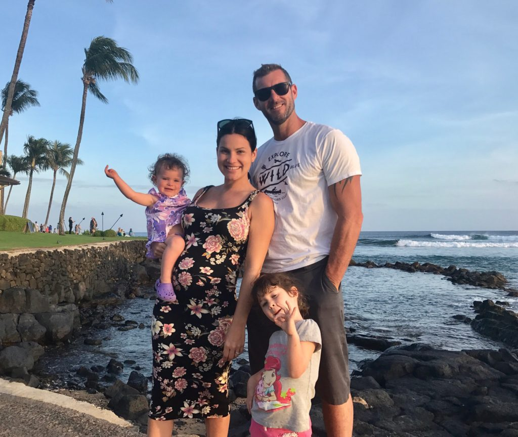 Daley Family Vacation