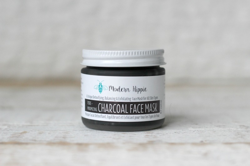 Activated Charcoal Face Mask with Bentonite Clay and Matcha