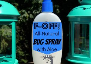 F-Off Bug Spray